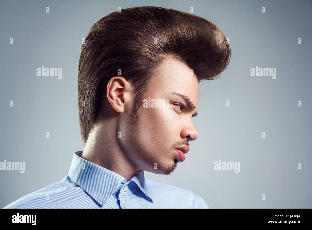 Elvis Presley Frisur Stockfotos Elvis Presley Frisur Bilder Alamy