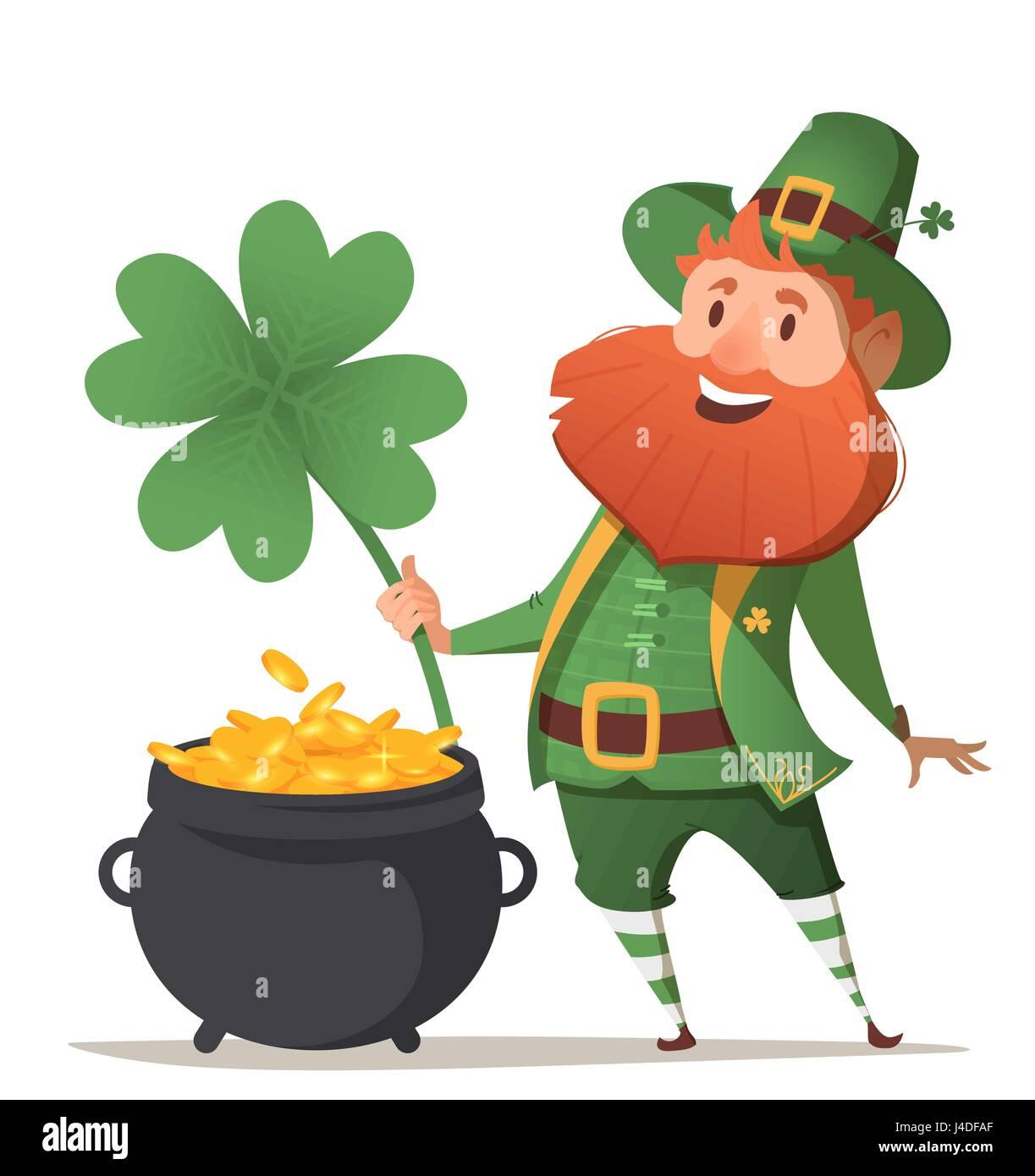 Nett Shamrock Malvorlagen St. Patricks Day Fotos - Entry Level ...