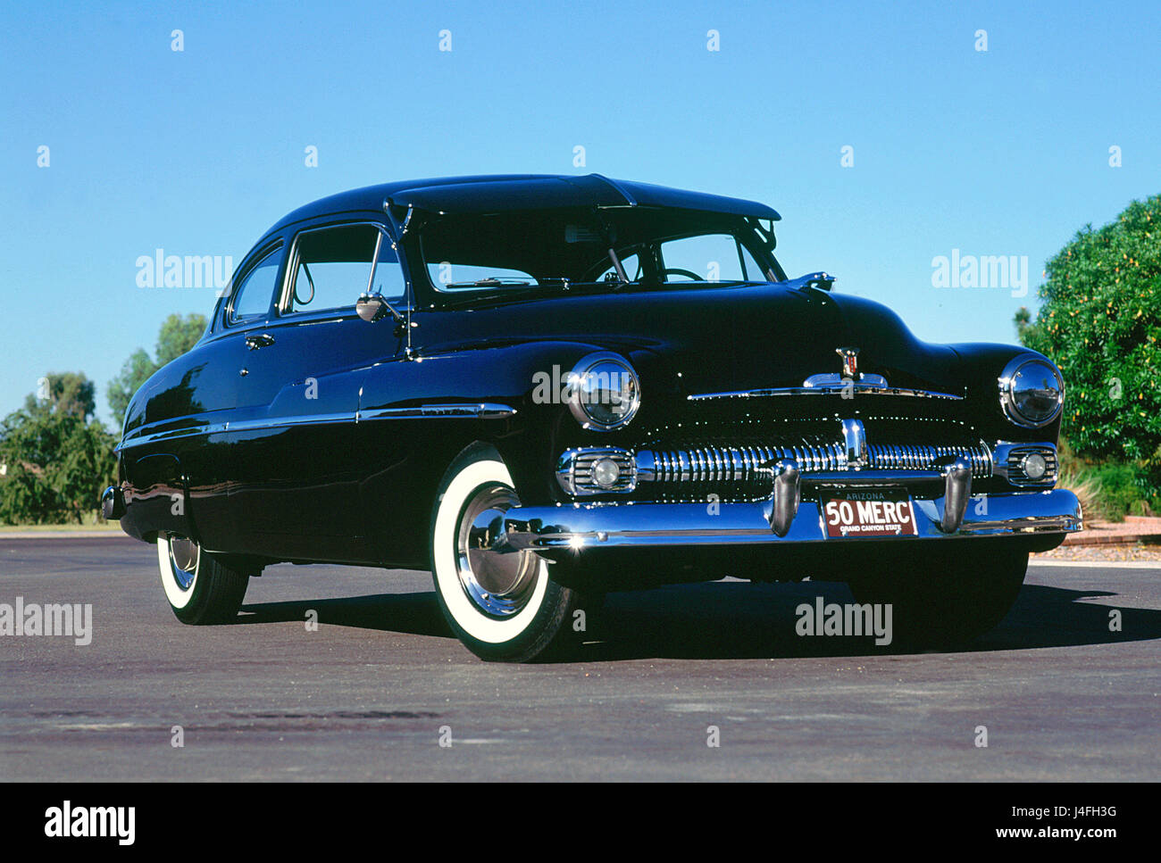 1950 Mercury Coupe Stockfoto Bild 140484276 Alamy