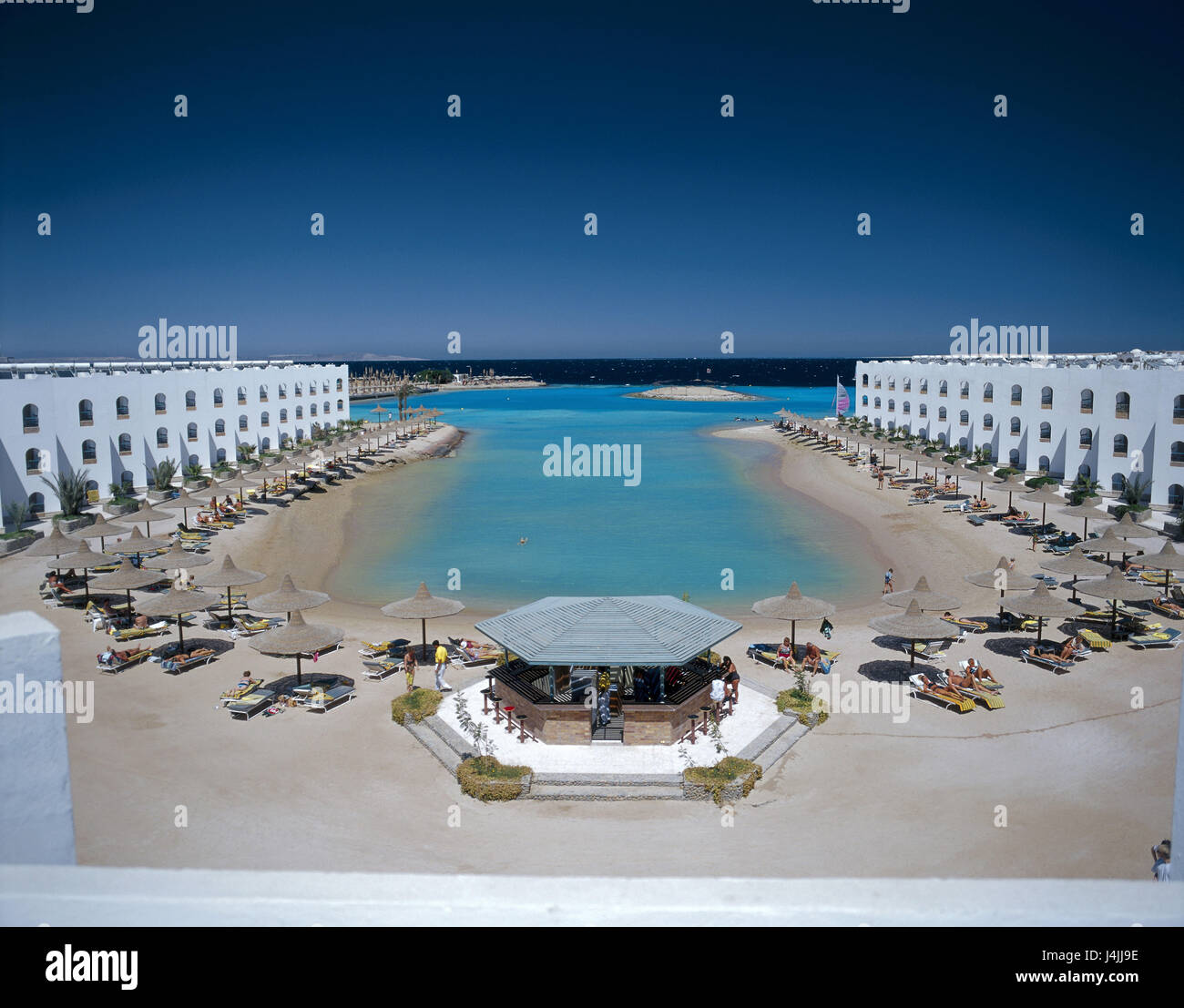 Agypten Hurghada Hotel Anlage Arabella Beach Tourismus Center