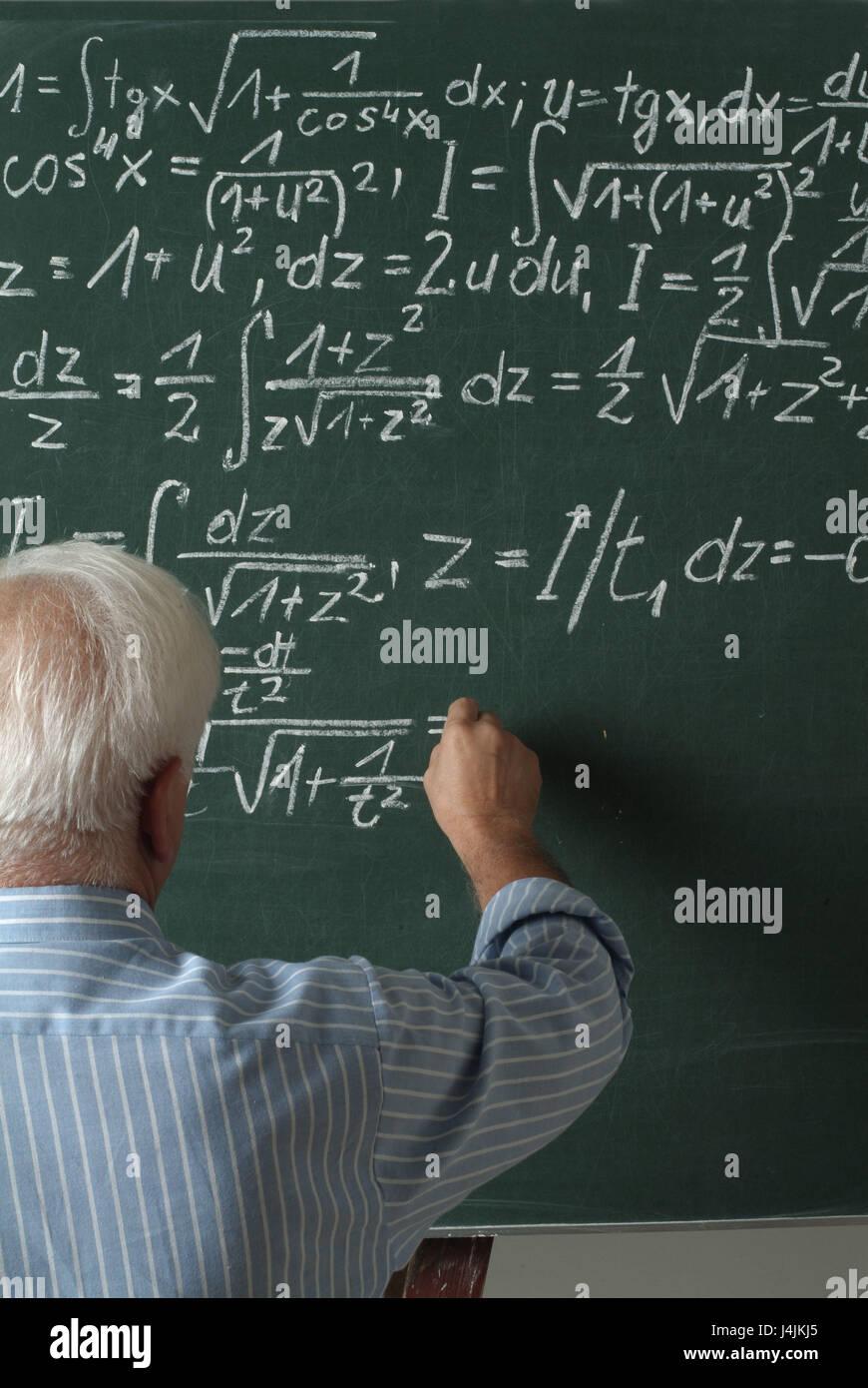 Mathematik Unterricht Schwarze Schulbehörde Lehrer Differenzielle