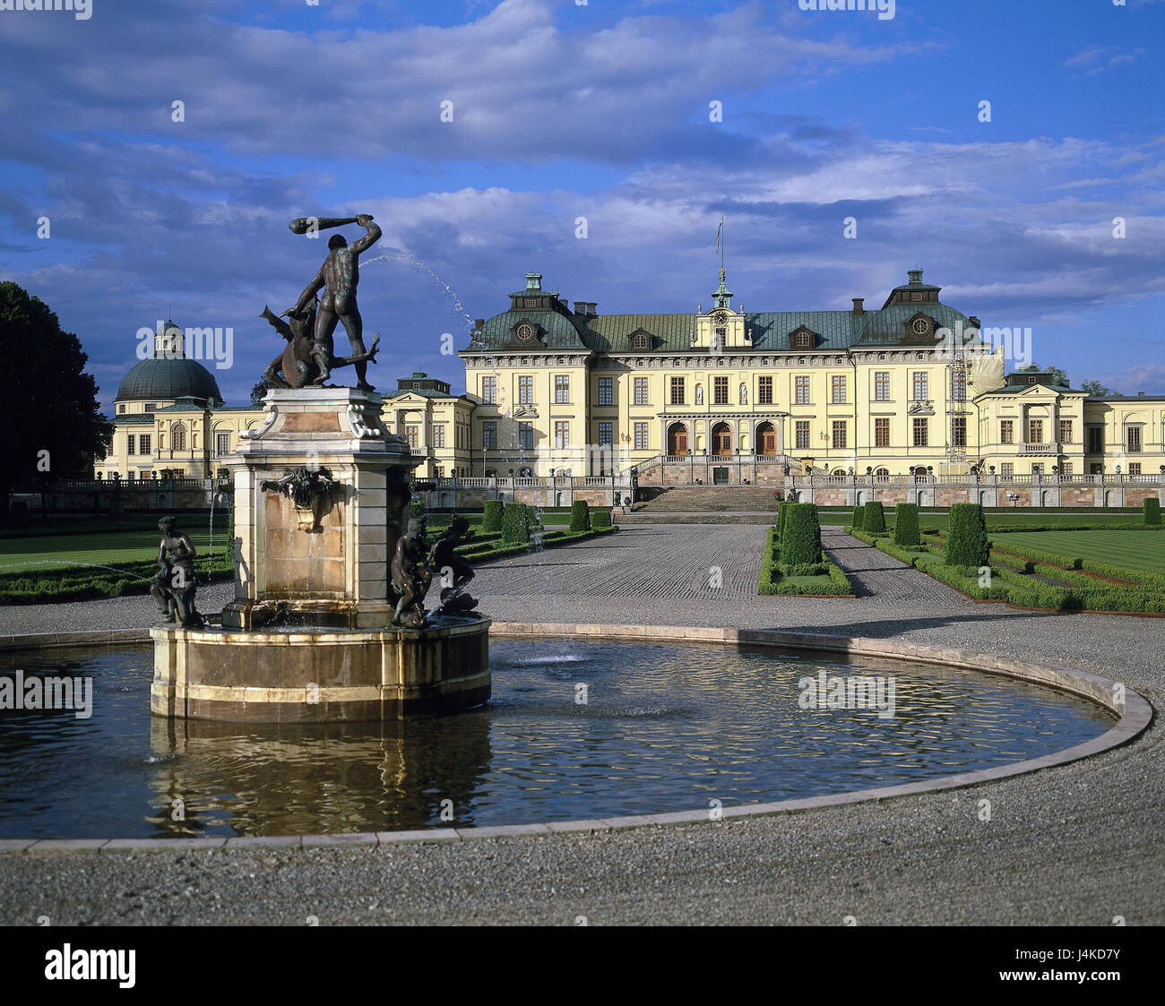 drottningholm castle stockfotos drottningholm castle bilder alamy. Black Bedroom Furniture Sets. Home Design Ideas