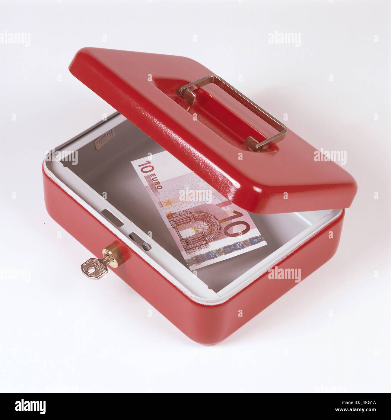Kasse 10 Euro Geldschein Symbol Gesundheitsreform Praxis Gebuhr