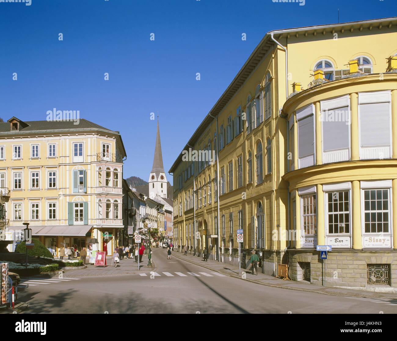 Österreich, Salzkammer Immobilien, Bad Ischl, Stadtzentrum