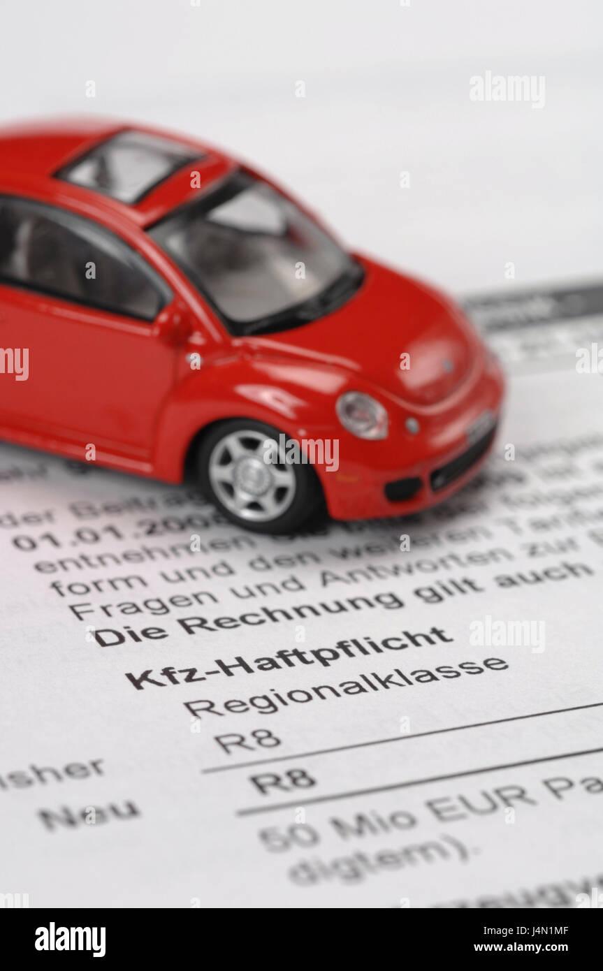 Form Fahrzeug Haftung Modellauto Versicherung Auto Fahrzeug