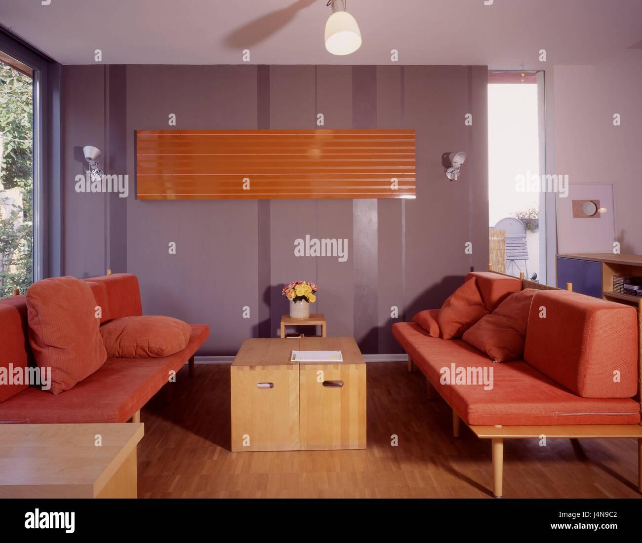 Aufenthaltsräume, Inneneinrichtung, modernen, lebendigen Platz ...