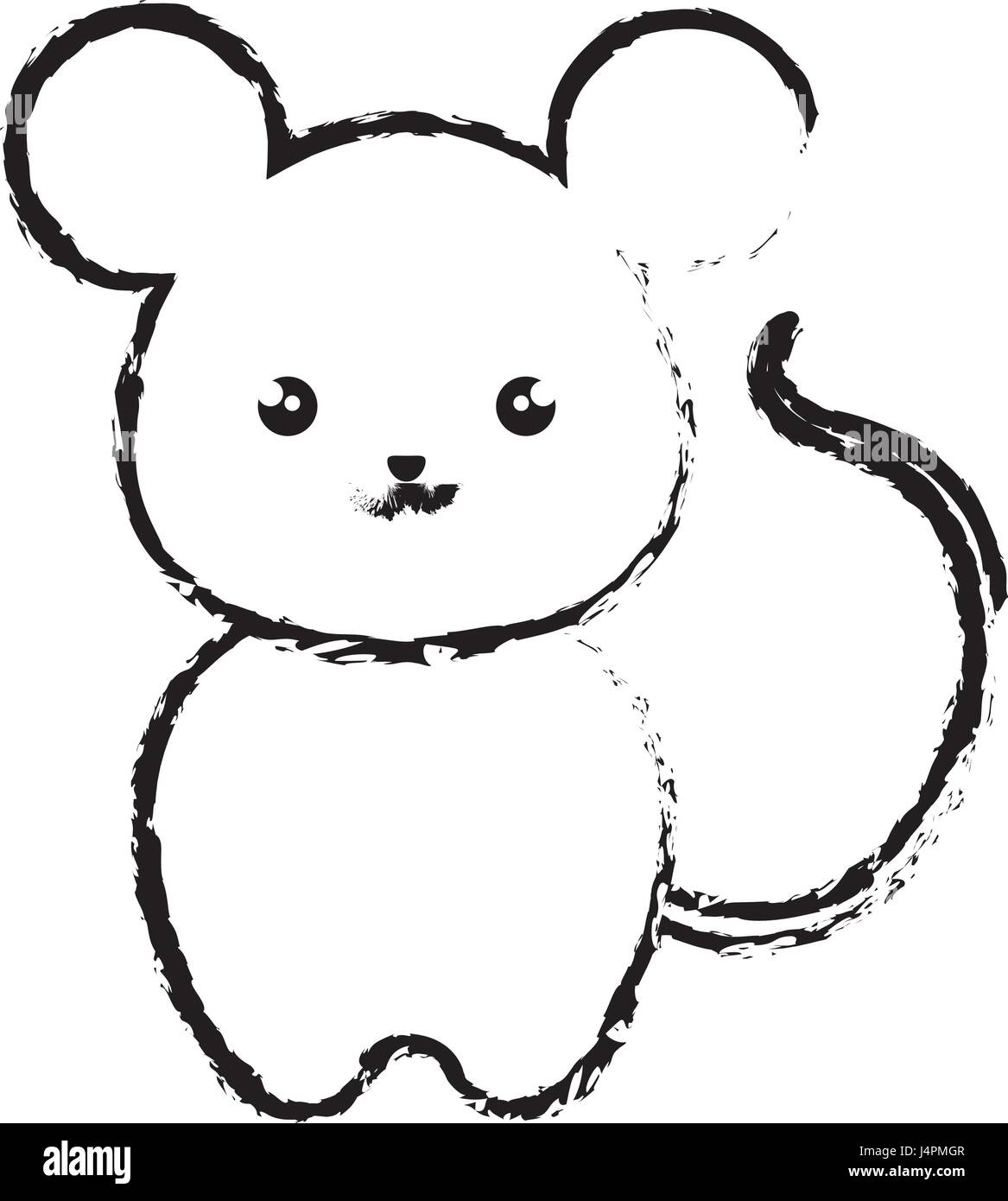 Mouse Kawaii Stockfotos & Mouse Kawaii Bilder - Alamy