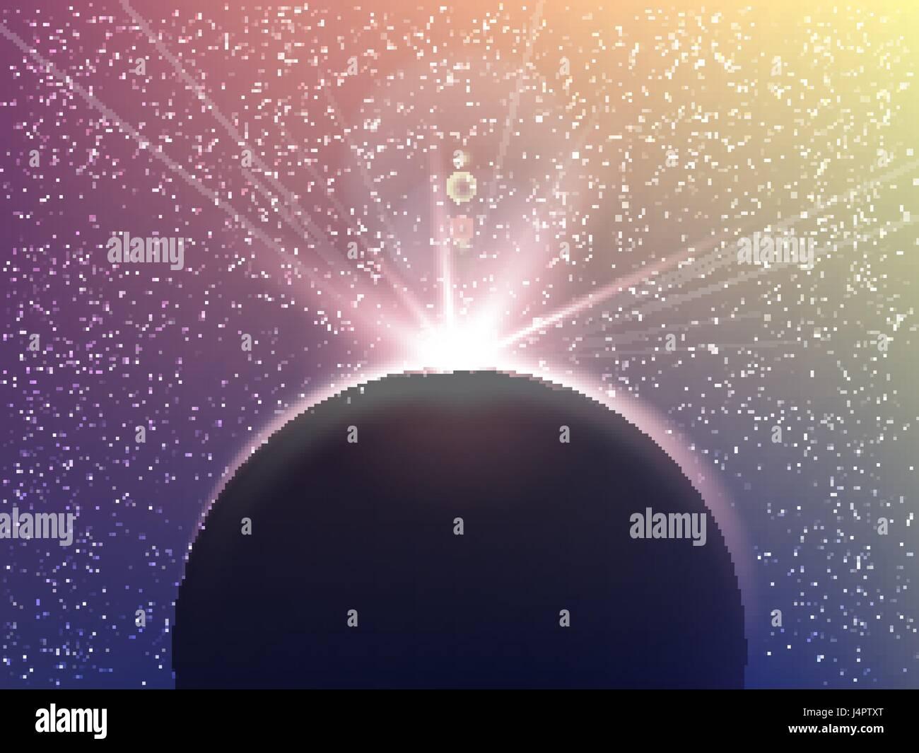 Beste Sternenklare Nacht Färbung Seite Galerie - Beispiel ...