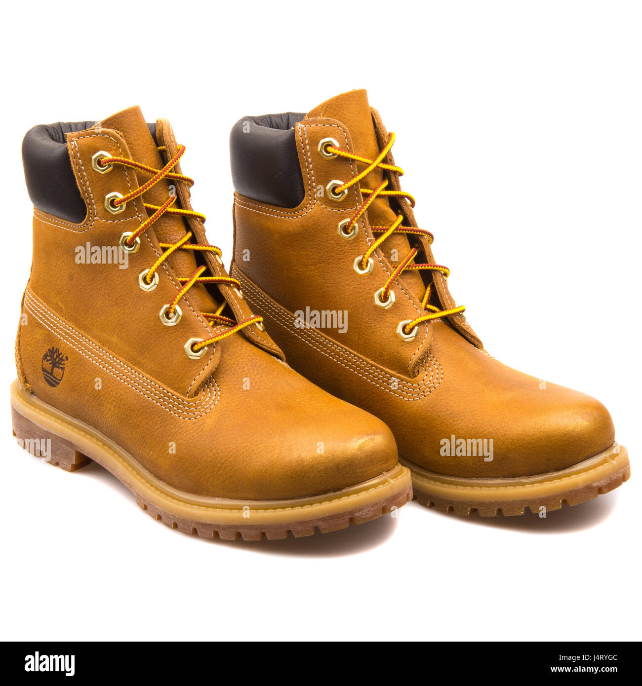 Timberland Boots Herren Wasserdicht 6 Zoll Premium Braun