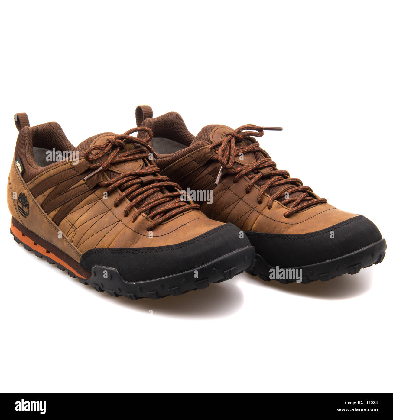 Timberland Greeley Approach Low Gore Tex braun