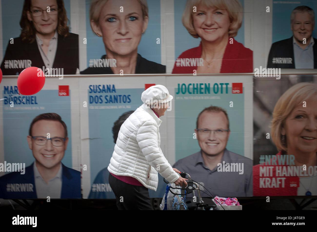 Single party nordrhein westfalen