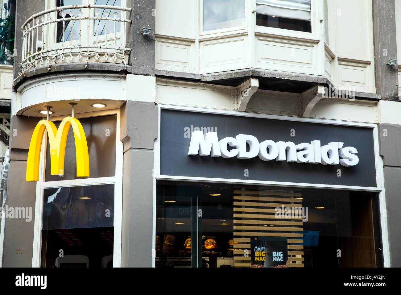 Macdonald Shop Stockfotos & Macdonald Shop Bilder - Alamy