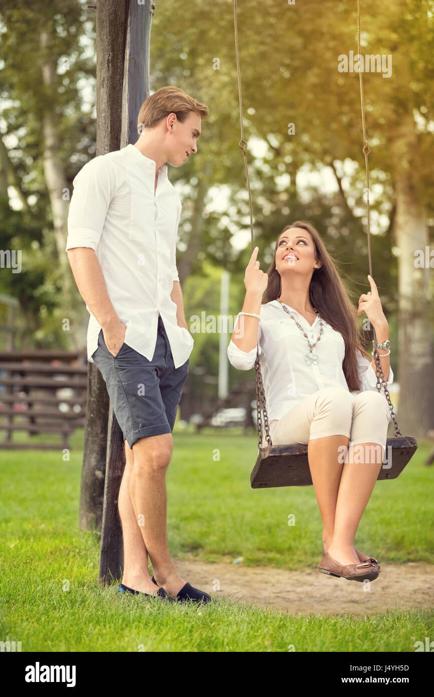 Dating romantisch