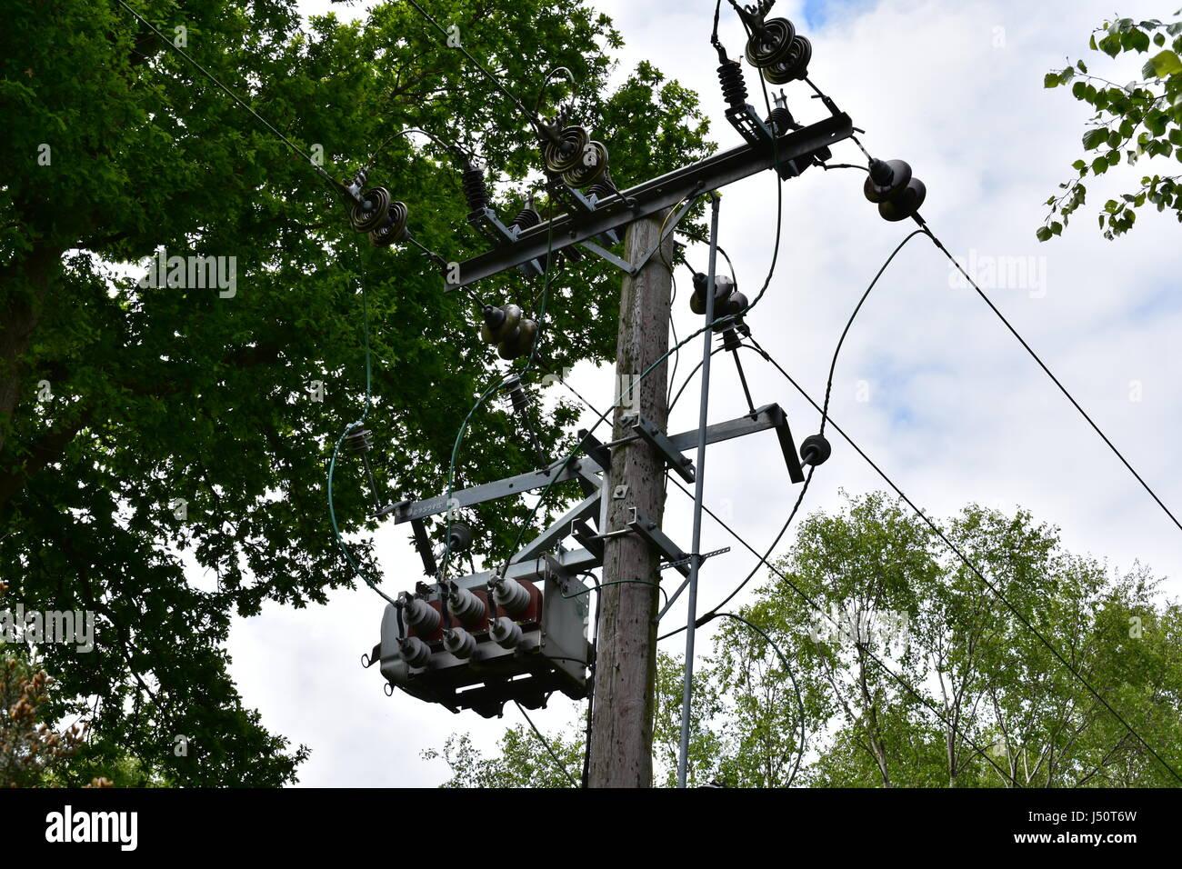 Groß Draht Und Kabel Norfolk Va Zeitgenössisch - Elektrische ...