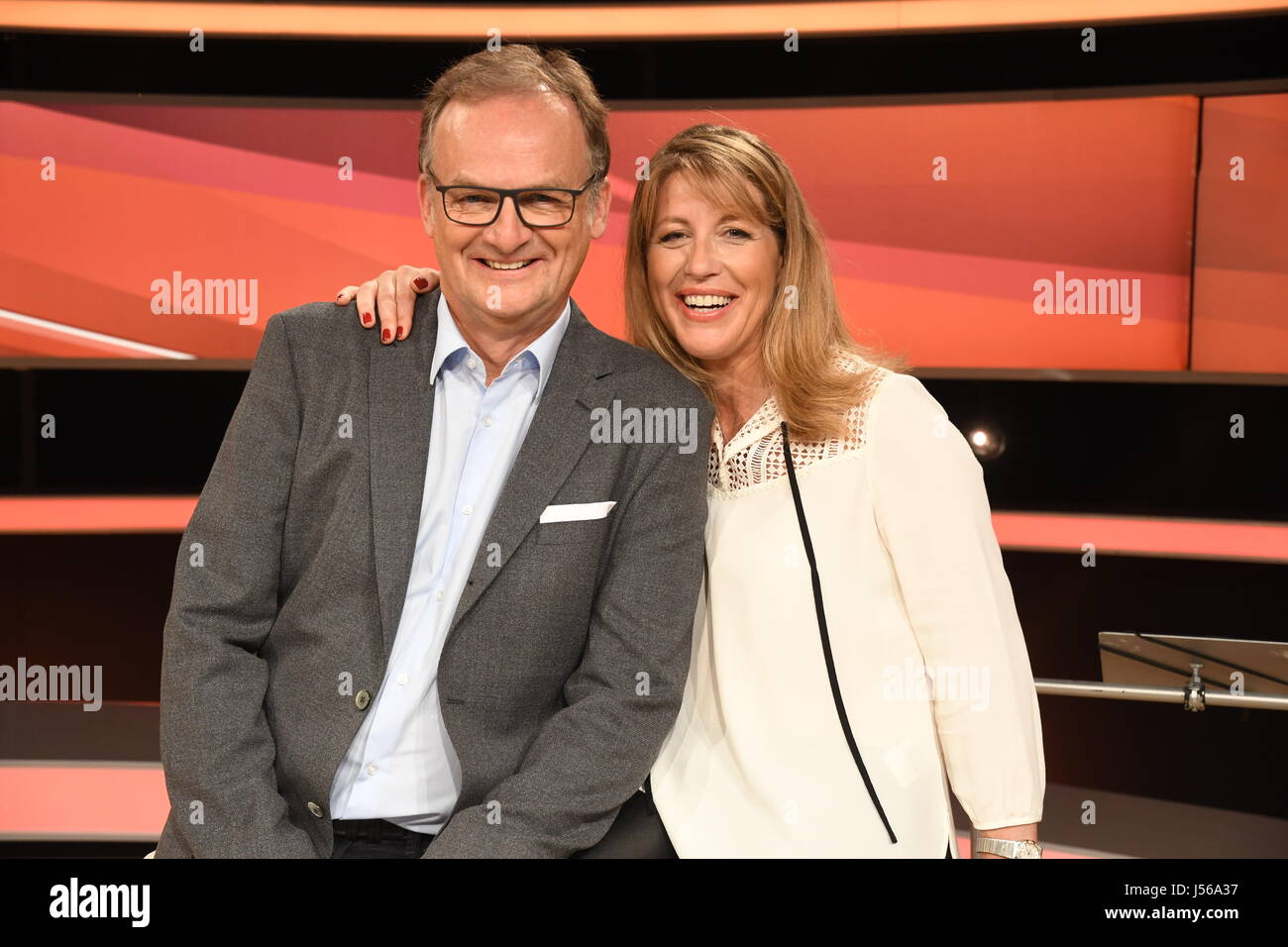 Anne gesthuysen stockfotos anne gesthuysen bilder alamy for Moderatoren ndr talkshow