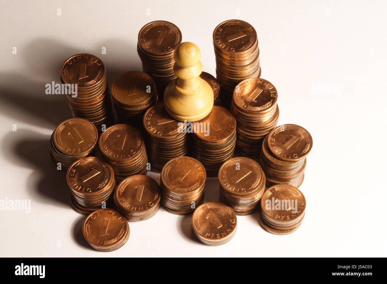 Geschichte Währung Münze Münzen Sparen Finanz Finanzen Ein Landwirt