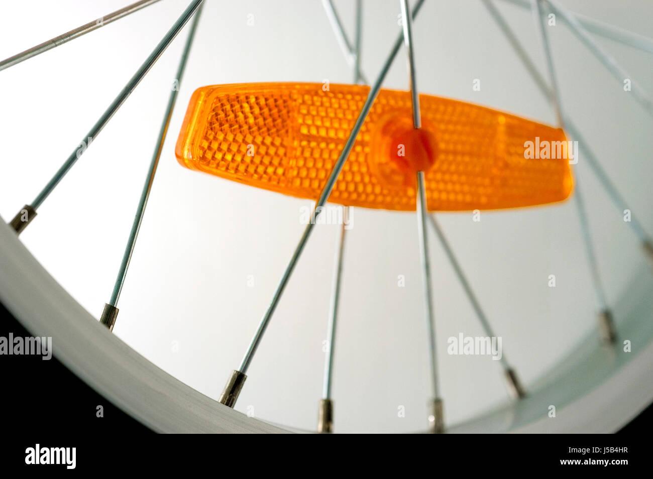 Reflektor Sprach Cat Eye Fahrrad Reifen Speichen Felgen Fahrrad
