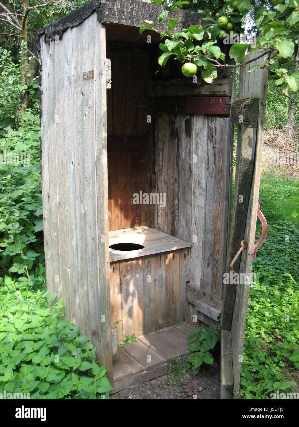 Garten Toilette Gärten Schloss Burg Mittelalter Plumsklo