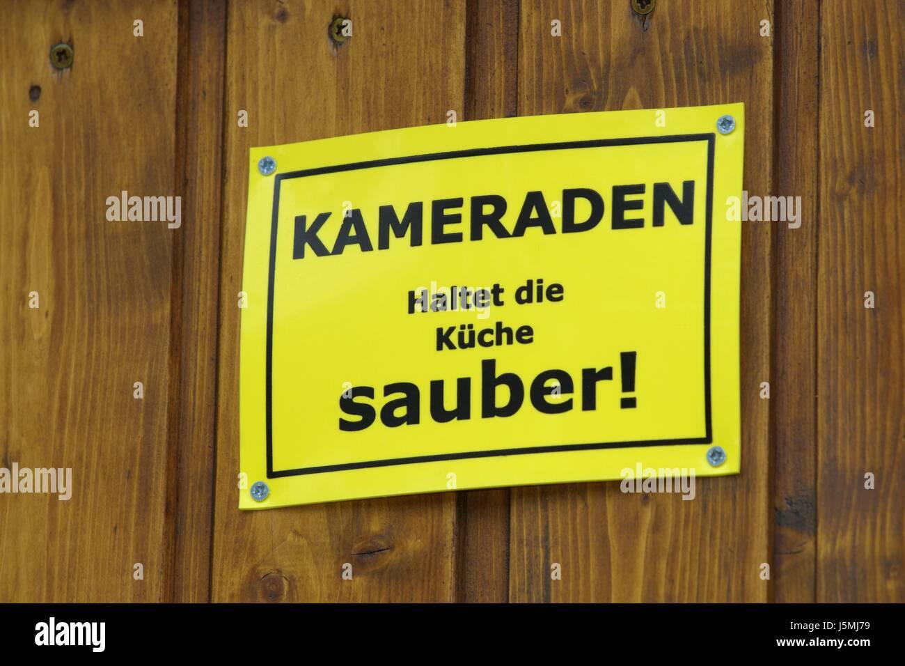 Eingang Wegweiser Küche Küche WC Urteil lustige Messing ...