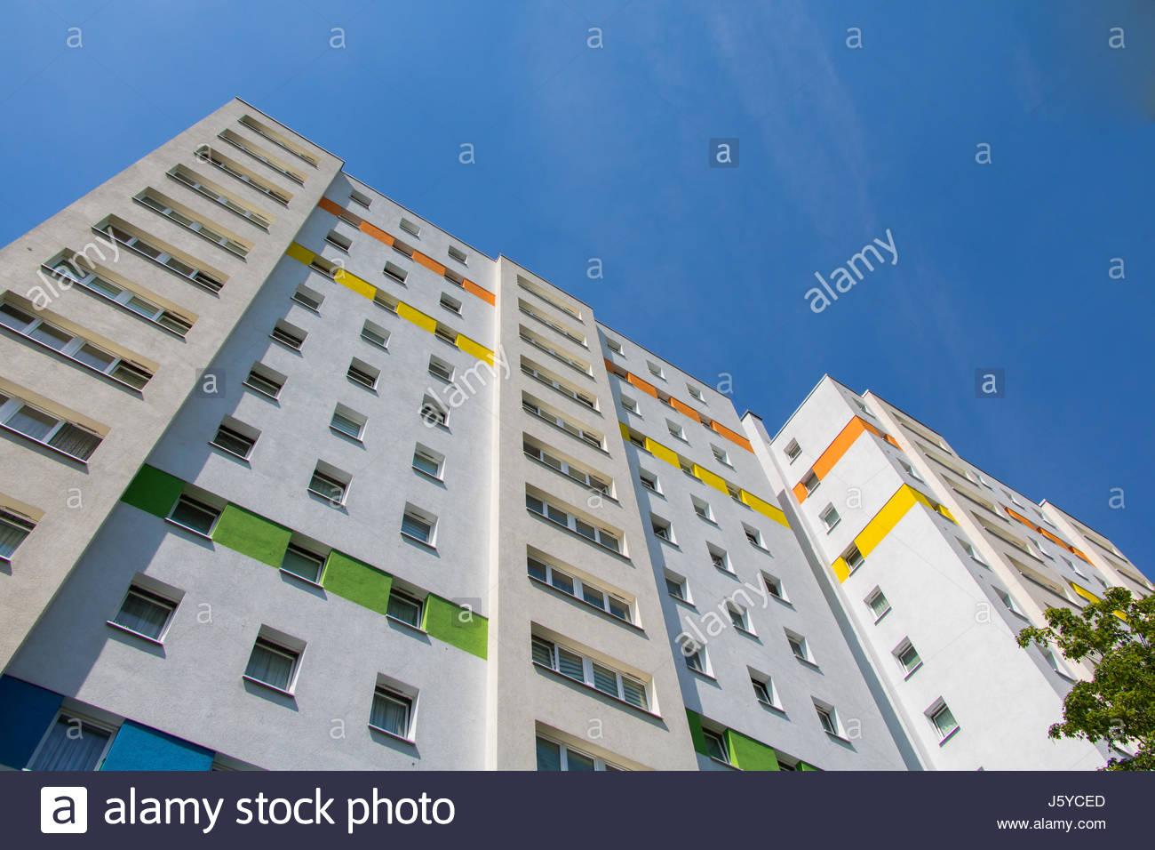 Wohnung Fassade Deutschland Haus, Fenster, Häuser Berlin Kreuzberg ...