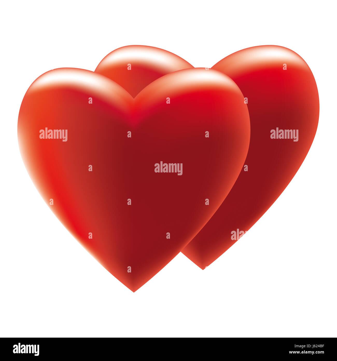 Herzen Liebe verliebt verliebte sich in Liebe paar paar