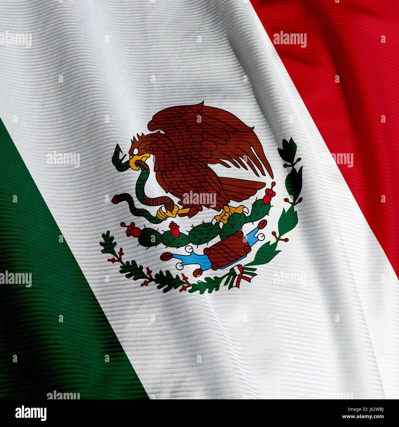 Berühmt Mexikanische Flagge Färbung Galerie - Beispiel ...