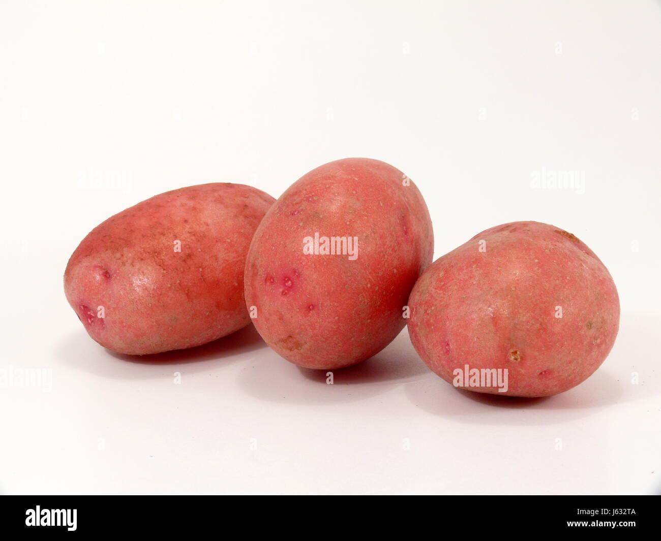 Kartoffeln In Eine Rote Schale Stockfoto Bild 141438986 Alamy