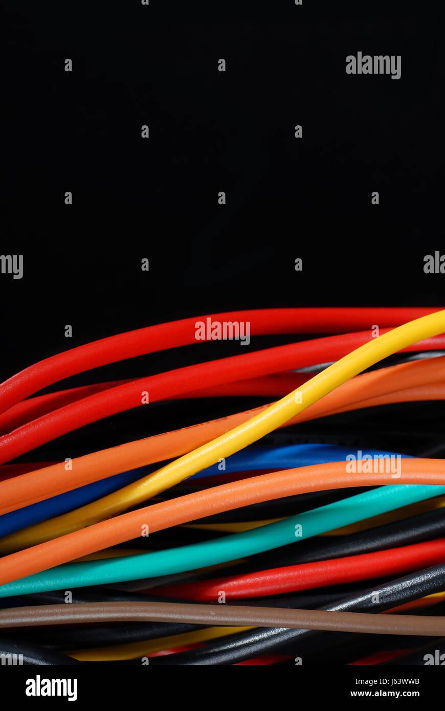 Charmant Drahtlitze Kabel Textur Bilder - Elektrische Schaltplan ...