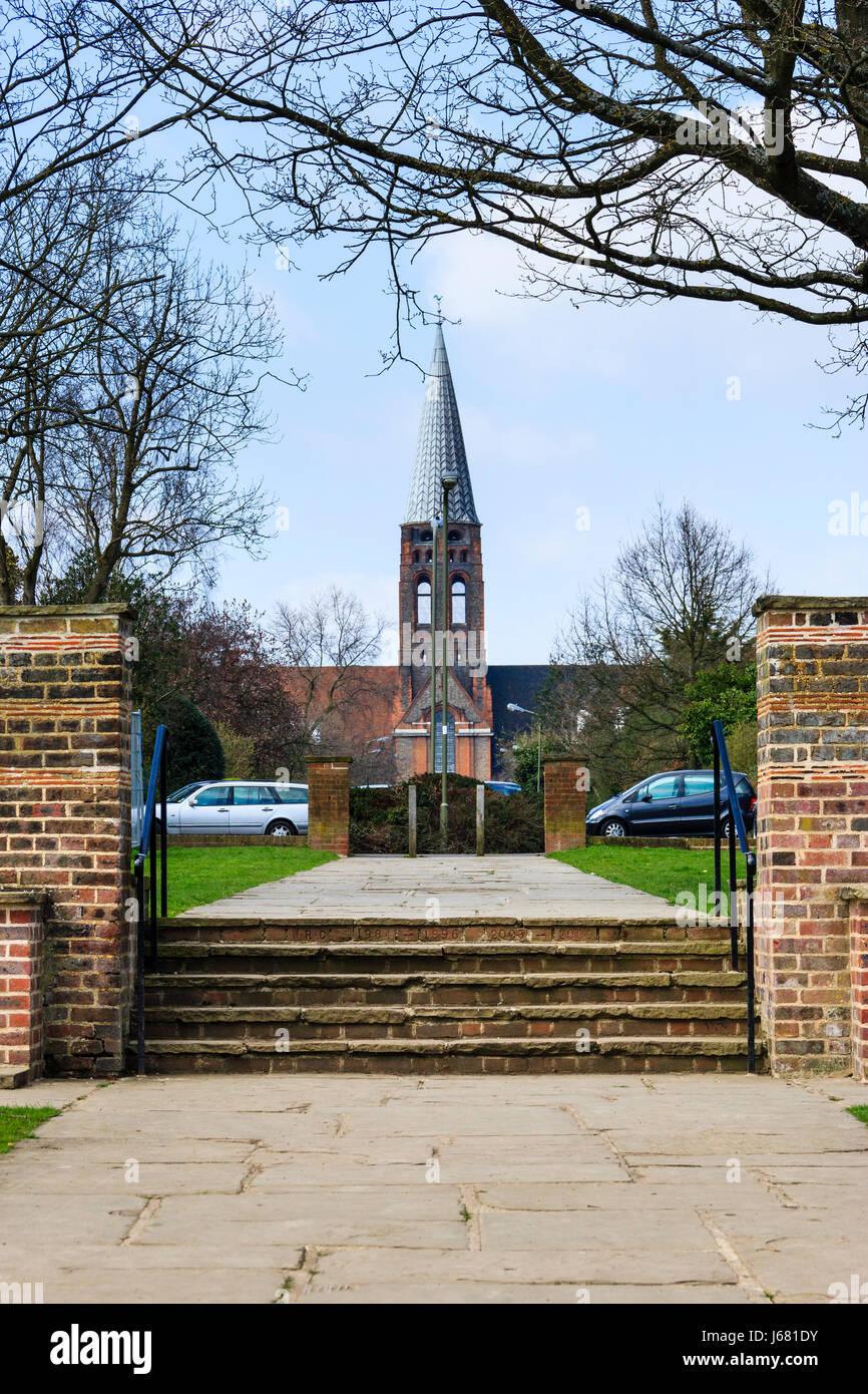 Pfarrkirche von Hampstead