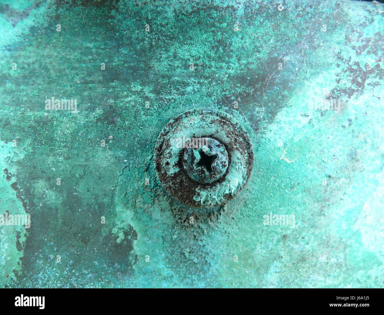 Kupfer Grüne Patina grüne patina kupfer legierung struktur glanz strahlt helles lucent