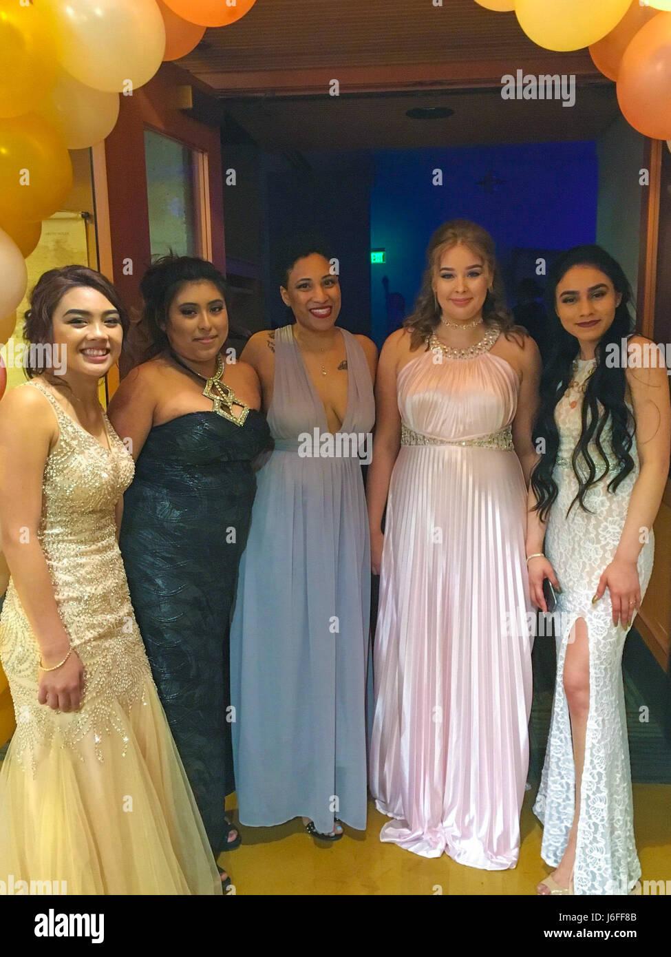 Senior Prom Stockfotos & Senior Prom Bilder - Alamy