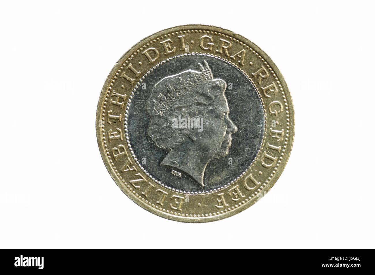 Englische Münze Stockfotos Englische Münze Bilder Alamy