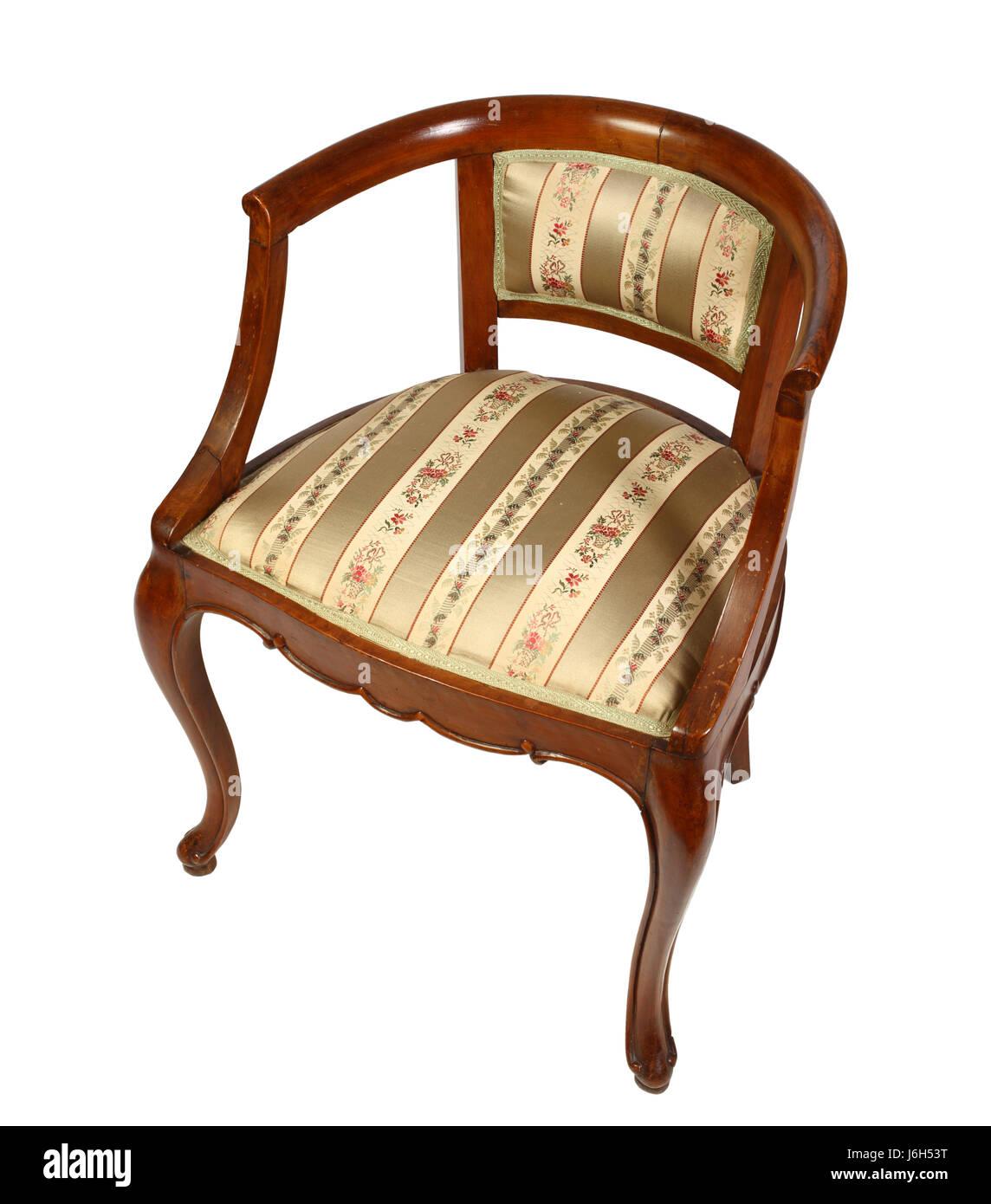 Holz Antik Vintage Im Alter Von Alten Stuhl Clasic Klassische Sessel
