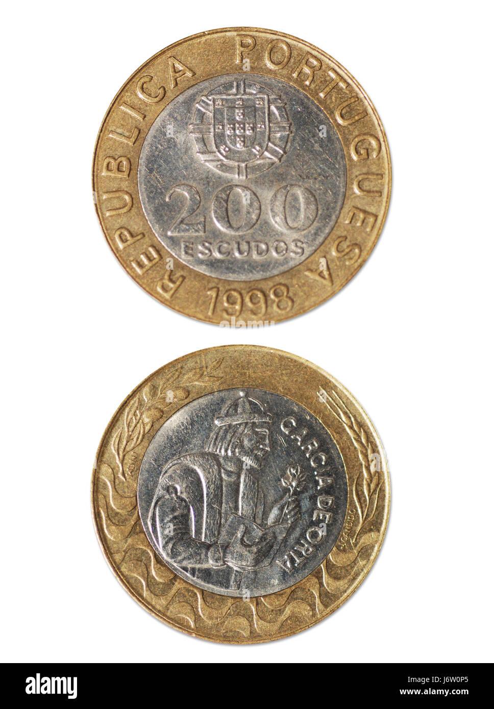 Portugal Währung Alt
