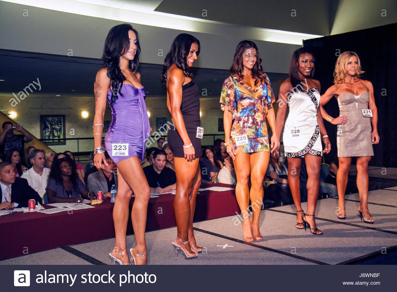 Hyatt Regency Miami Miami Florida Hotel Musclemania Universe Und