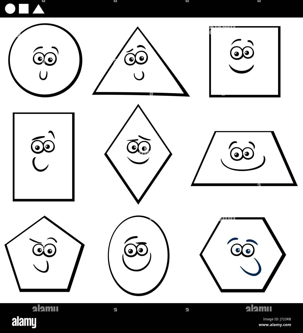 Großzügig Malvorlagen Von Geometrischen Designs Bilder - Entry Level ...