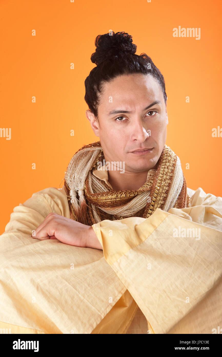 Von asiatisch männlich