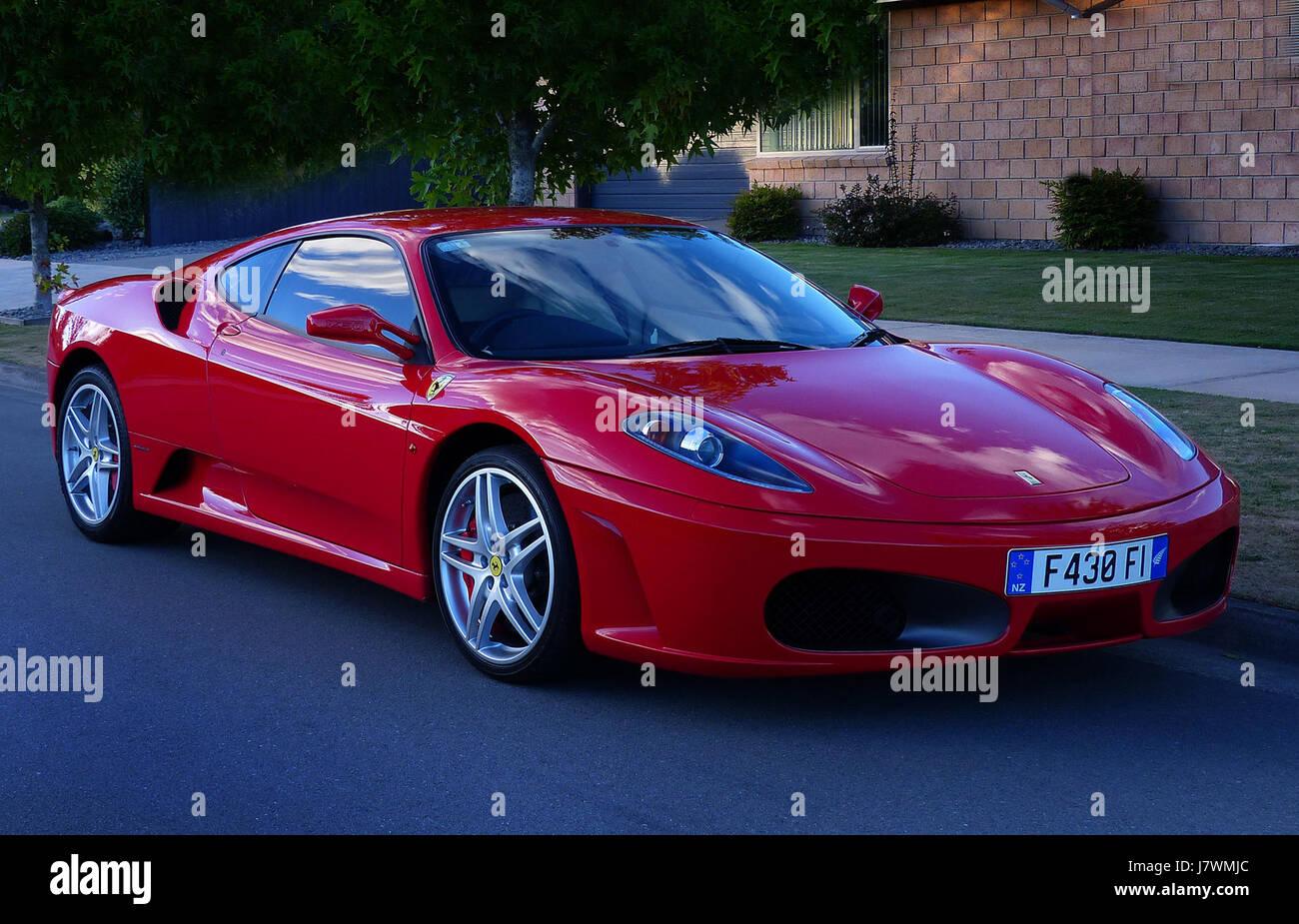 2006 Ferrari F430 F1 Stockfotos Und Bilder Kaufen Alamy