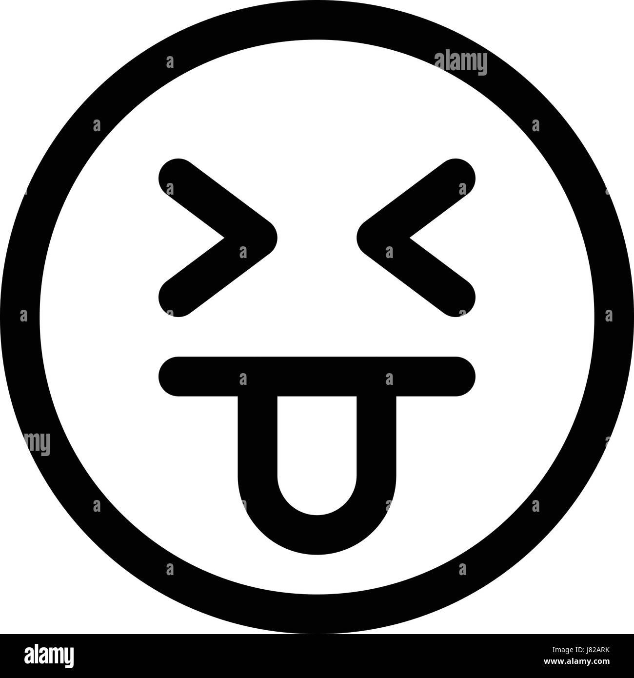 Goofy Emoji Stockfotos & Goofy Emoji Bilder - Alamy