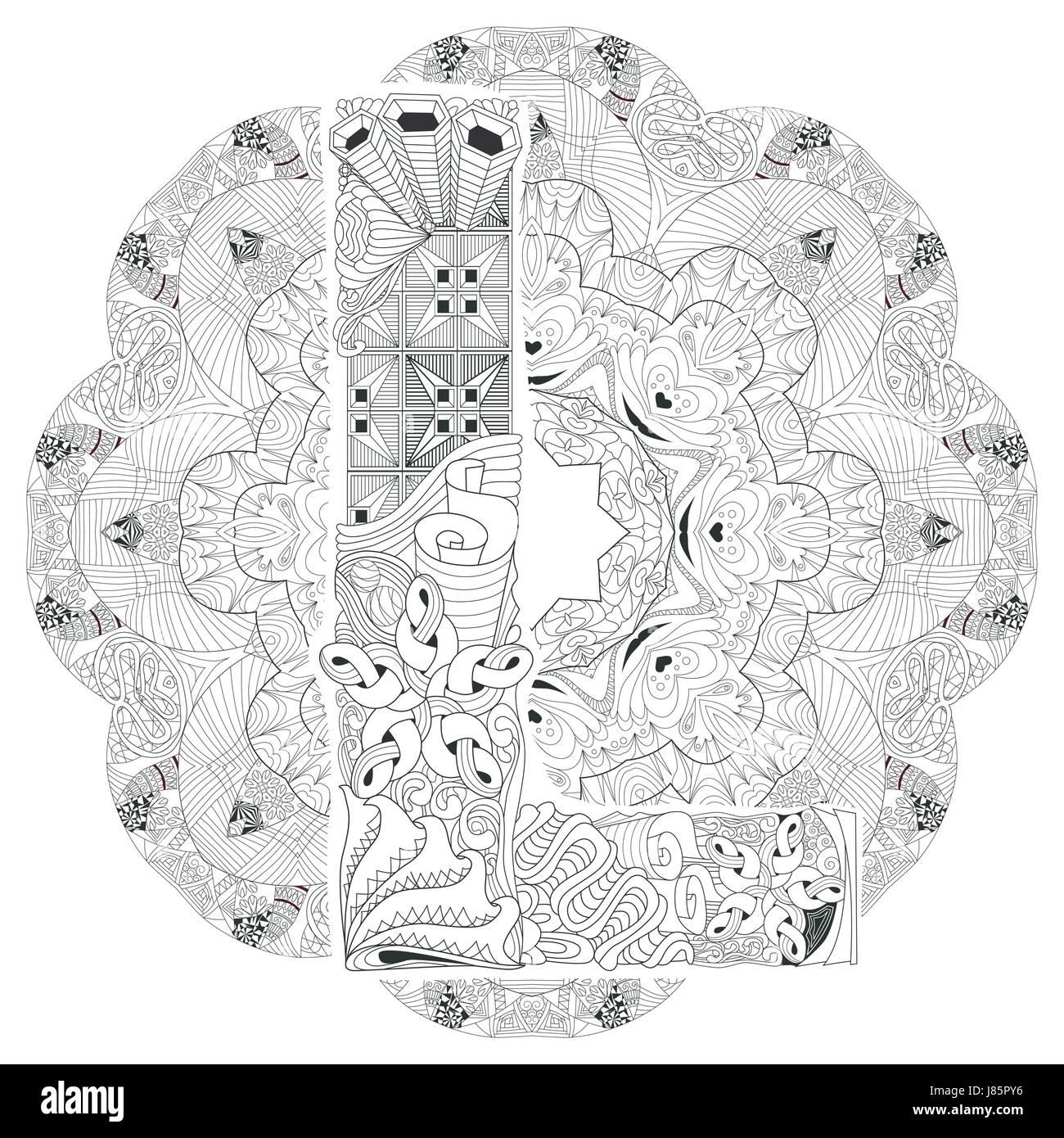 Ungewöhnlich Schwarz Weiß Malvorlagen Von Designs Bilder - Entry ...
