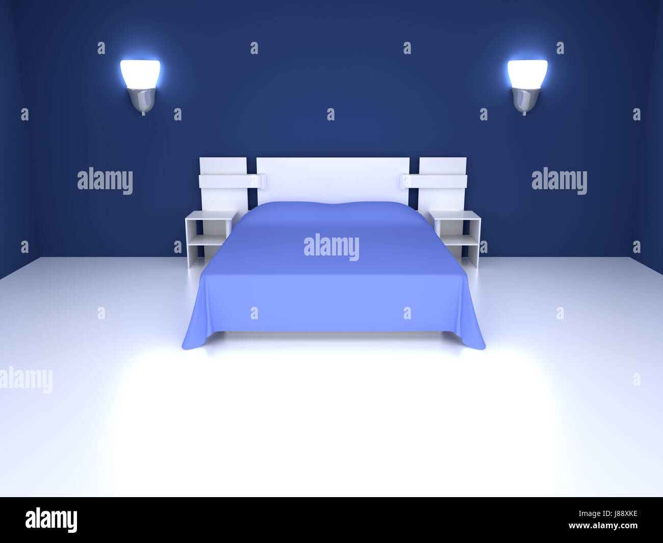 Bedside Locker Stockfotos & Bedside Locker Bilder - Alamy