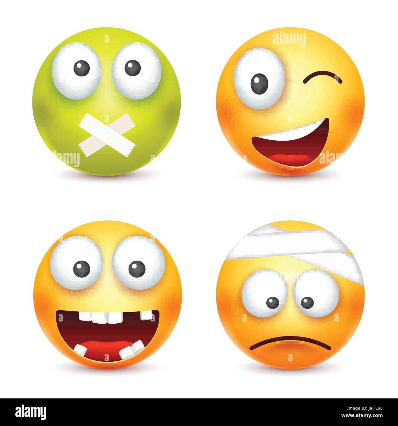 Wütend emoticon Teddy Emoticon