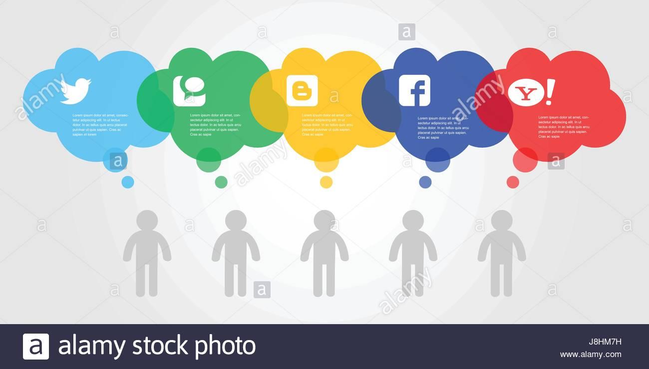 Wunderbar Vorlage Für Soziale Netzwerke Ideen - Entry Level Resume ...
