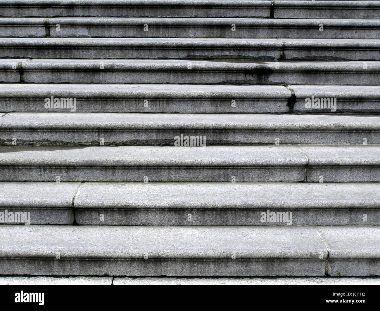 Treppen, Stein, Flug, Treppe, Stufen, Schritt, Stufe, Treppe ...