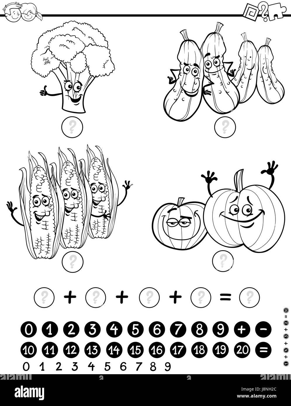 Malvorlagen Kinder Essen  Coloring and Malvorlagan
