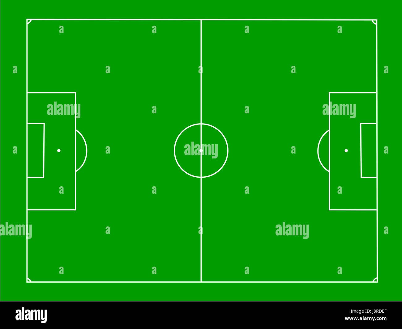 Grafik Illustration Weltmeisterschaft Feld Fussballplatz