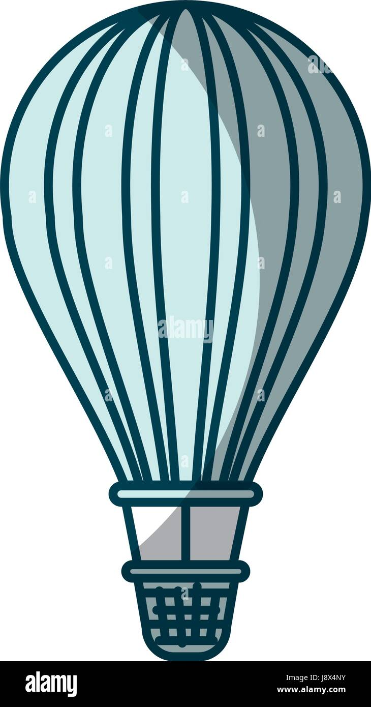 Hot Air Balloon Cartoon Stockfotos & Hot Air Balloon Cartoon Bilder ...