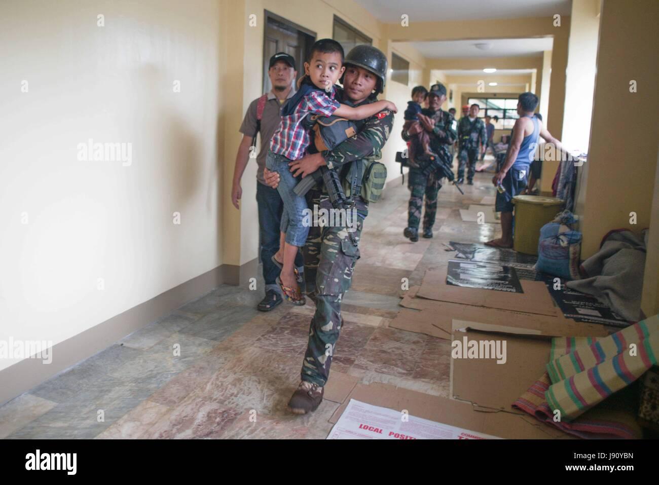 Filipino Soldier Stockfotos & Filipino Soldier Bilder - Alamy