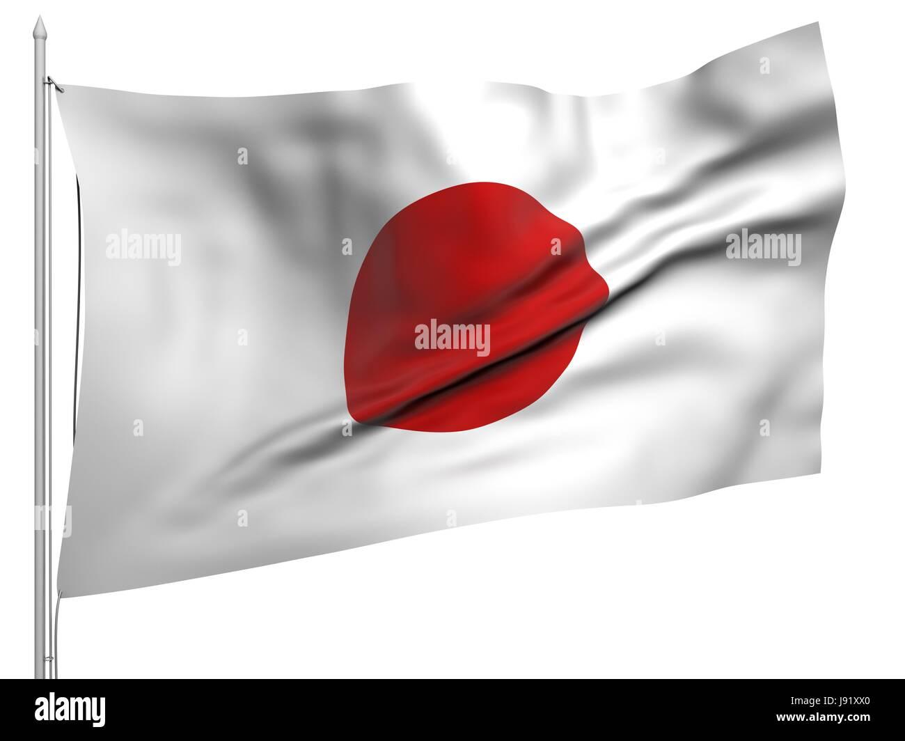 Ziemlich Japan Flagge Färbung Seite Fotos - Beispiel Wiederaufnahme ...