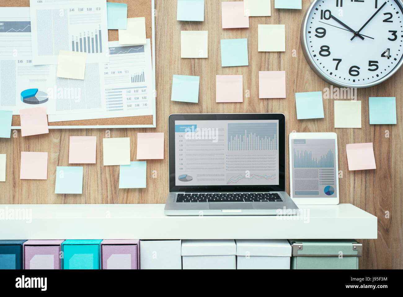 Desktop hintergrund pinnwand